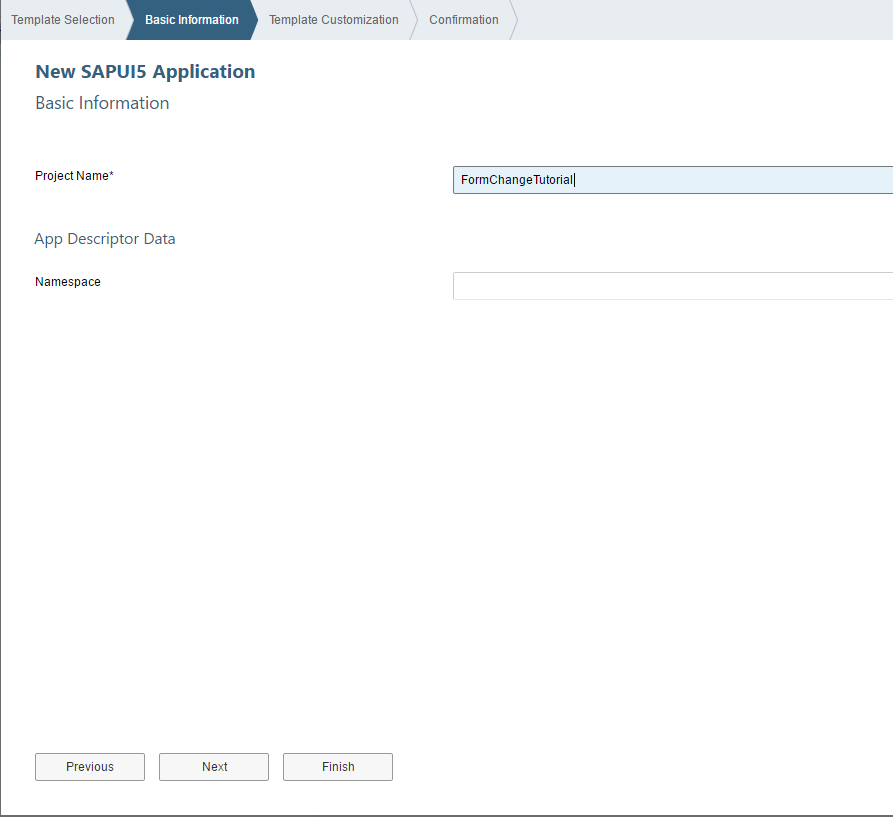 SAP-UI5 - How to detect form changes